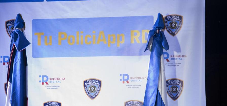 """""""Tu Policía App RD"""" ha recibido más de 6 mil descargas tras dos semanas de su lanzamiento"""