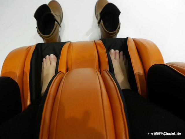 啊~身體好繃、好緊!該來張跟黃曉明一樣有著高顏值、高貼心的 Lifestyle 來思達太空按摩椅哩! 3C相關 健康養身 攝影 民生資訊分享