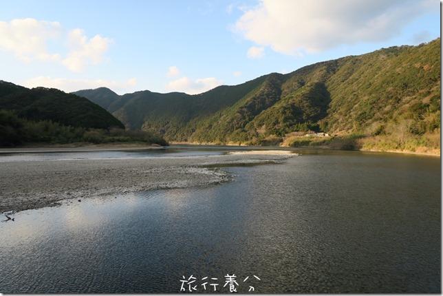 日本四國 中村 四萬十川 (61)