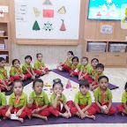 Triangle Day Celebrated by Nursery Afternoon Section at Witty World, Chikoowadi (2018-19)
