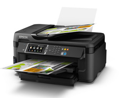 Epson WorkForce WF-7610 driver download for mac os x linux windows