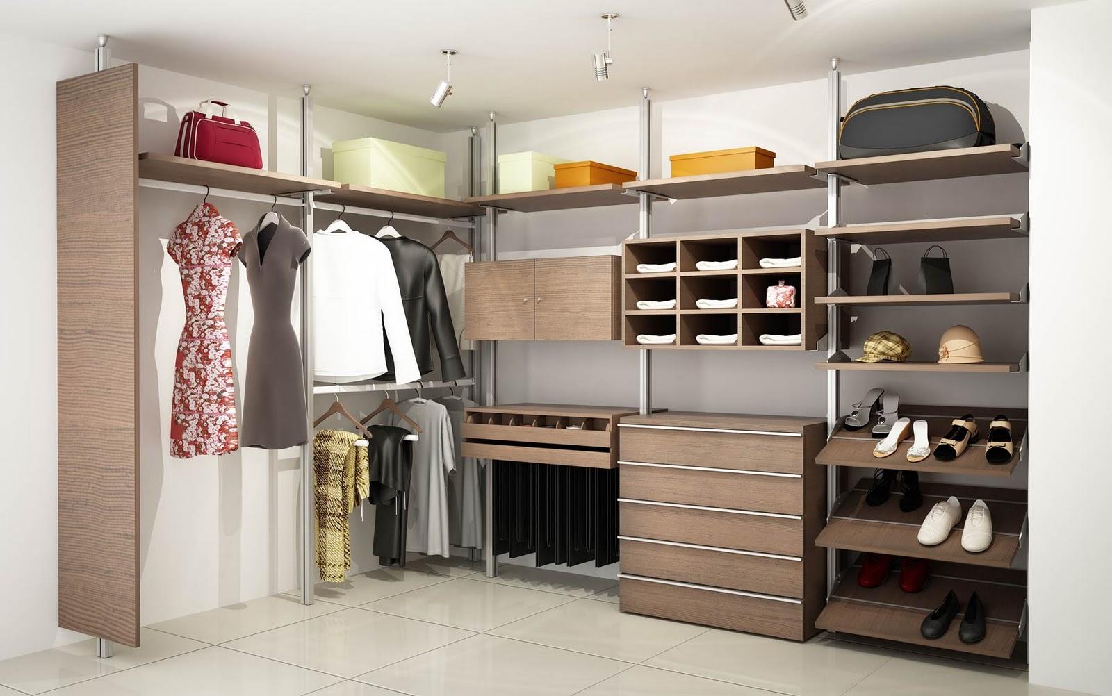 Orbis home closets modulares closets linea status for Zapateras para closet