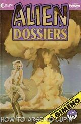 P00009 - Alien Dossiers #9