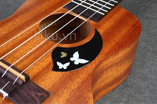miếng chống xước ukulele