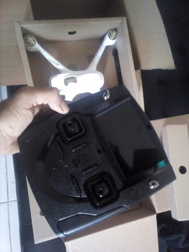 ANUNCIO: Dron- Hubsan H501SS Doble GPS último modelo 2018