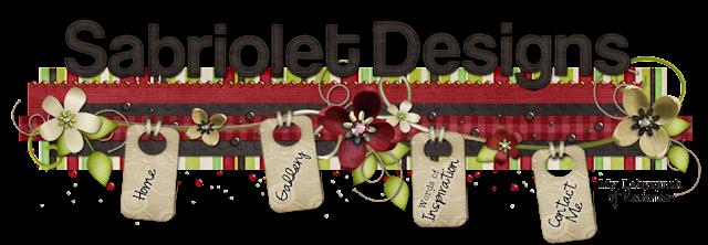 Sabriolet Designs Blog Design