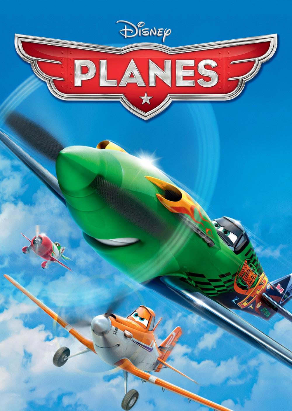 Thế Giới Máy Bay - Planes (2013)