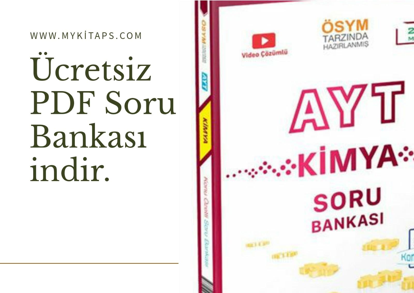 345 Yayınları AYT Kimya Soru Bankası (2020).zip