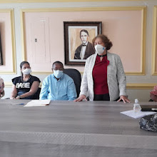 En Vicente Noble mesa local de seguridad ciudadana Genero buscará soluciones problemáticas locales.