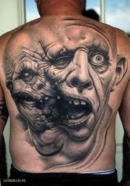 tatuaze 3 d