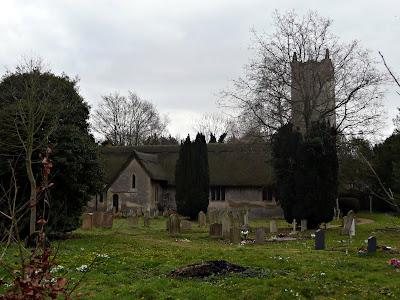 All Saints church, Ringsfield