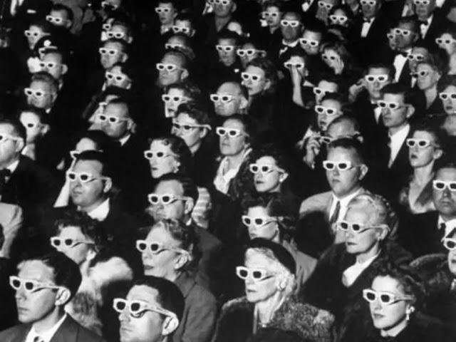История развития технологий 3D кинематографа