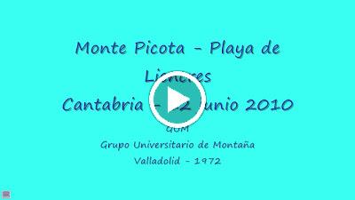 21.-MONTE PICOTA-PLAYA DE LIENCRES