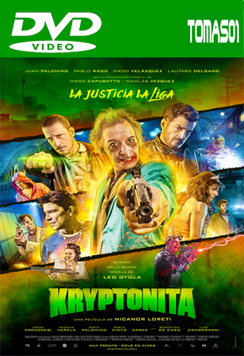 Kryptonita (2015) DVDRip