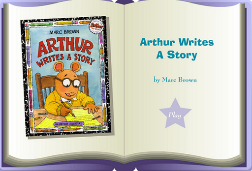 Arthur escribe una historia