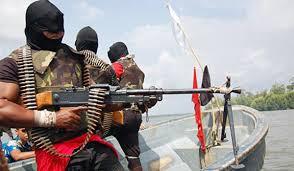 3 Escorts Killed, As Militants Attack Vessel In Bayelsa