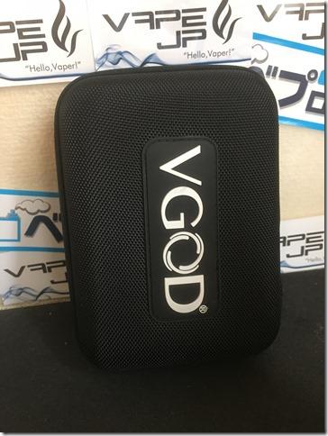 IMG 8996 thumb1 - 【メカニカルMOD】VGOD PRO MECH(ブイゴッド・プロ・メック)MOD【レビュー】~思ってたより…∑(゚д゚ノ)ノ編~