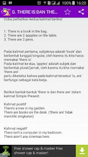 Belajar Bahasa Inggris II screenshot