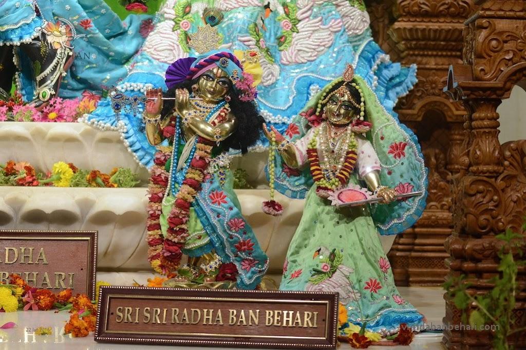 ISKCON GEV (Wada) Deity Darshan 22 Jan 2016  (2)