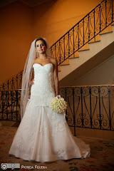 Foto 0205. Marcadores: 06/11/2010, Casamento Paloma e Marcelo, Fotos de Vestido, Heloisa Albuquerque, Rio de Janeiro, Vestido, Vestido de Noiva