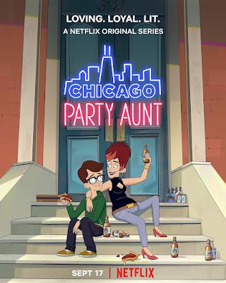 Chicago Party Aunt Netflix