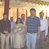 2008 Winter Nationals - The 2008 Team of Four Runners-up – Formidables Team: Subhash Gupta, Mrs. Kiran Nadar, K.R. Venkatraman, Sunit Chokshi, B. Satyanarayana