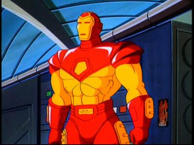 [Especial] - FoxKids/Jetix Iron+man