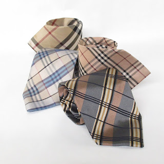 Burberry London Check Tie Lot