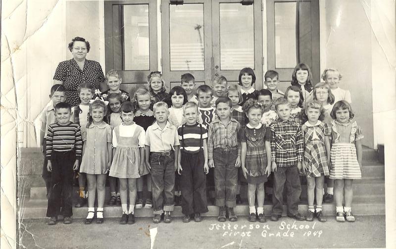 Jefferson first grade
