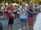 More runners all decked out for the 4th of July.
