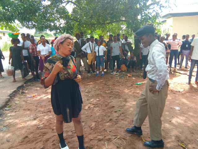 Photos: Faculty Of Education Celebrates Old School Day In Style