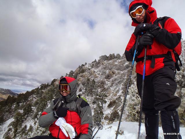 javalambre club montaña peña himalaya escora canals valencia