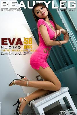 [Beautyleg]No.145 Eva