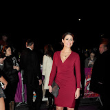 WWW.ENTSIMAGES.COM - Susie Amy  arriving  at  Cirque Du Soleil: Kooza VIP Royal Albert Hall London January 8th 2013                                                       Photo Mobis Photos/OIC 0203 174 1069