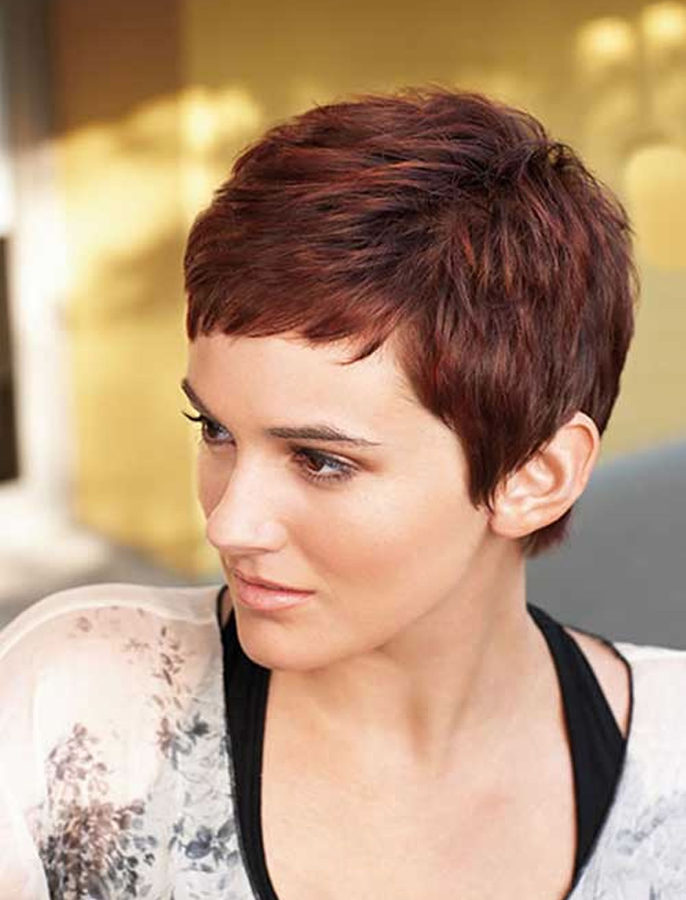 Very Short Pixie Hairstyles Amp Haircuts Inspiration For