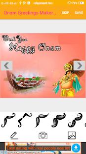 Onam greetings maker for onam messages images apps on google play screenshot image m4hsunfo