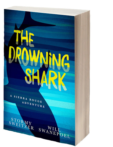 The Drowning Shark. From Wandering Educators Recommends: Best Books and Music of 2016