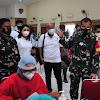Upaya Danone Indonesia Percepat Herd Immunity, Gelar Sentra Vaksinasi di Lanud Adisutjipto