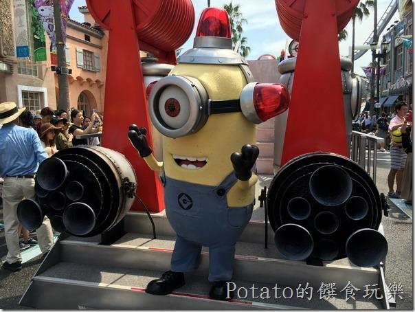 2016環球影城剪影小小兵2