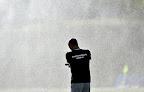 Király Gábor, a magyar válogatott kapusa a franciaországi Tourrettes-ben tartott edzésen 2016. június 24-én. (MTI Fotó: Illyés Tibor)