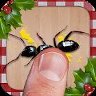 Aplasta-Hormigas Navidad Free icon