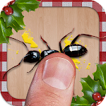 Ant Smasher Christmas by Best Cool and Fun Games Icon