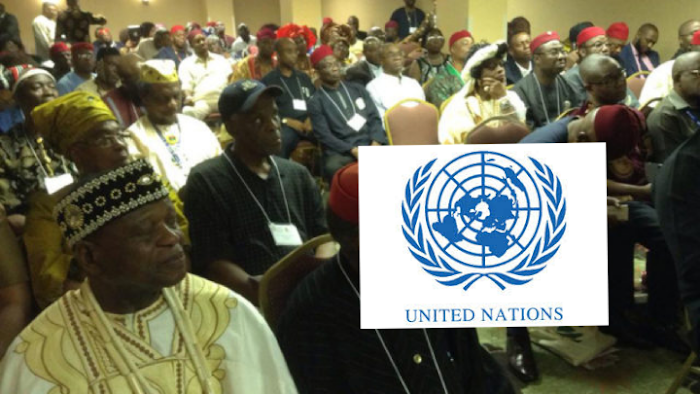 Nigeria breakup eminent As World Igbo Congress set to approach UN, world powers over Biafra