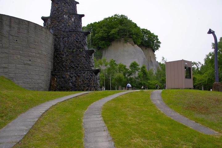石山緑地(札幌市)