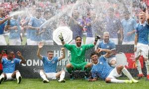 Manchester City Vs Liverpool. PHOTO | SKY SPORTS