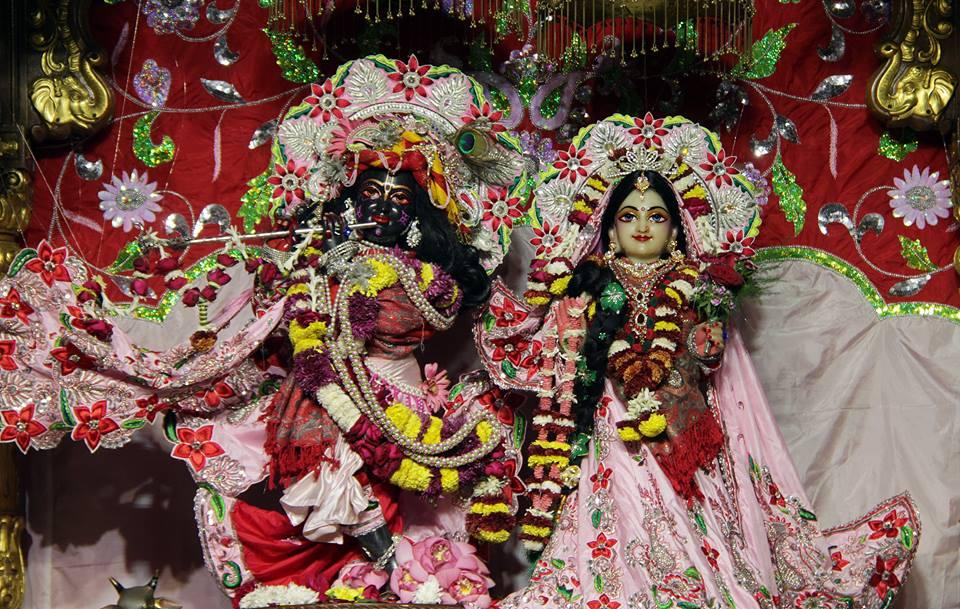 ISKCON Delhi Deity Darshan 06 Jan 2016 (9)