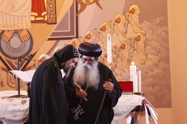 Consecration of Fr. Isaac & Fr. John Paul (monks) @ St Anthony Monastery - _MG_0418.JPG