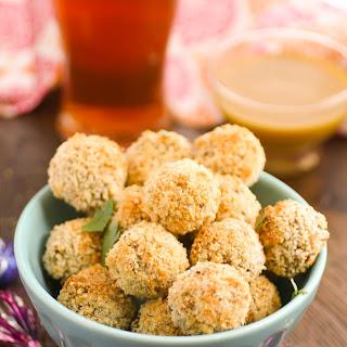Baked Sauerkraut Balls Recipe