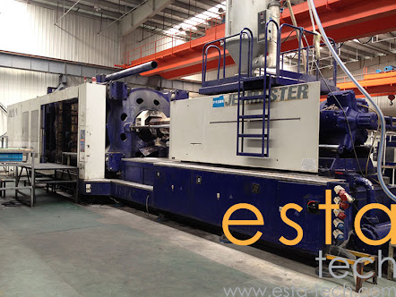 Chen Hsong Jetmaster JM1880 (2008) Plastic Injection Moulding Machine
