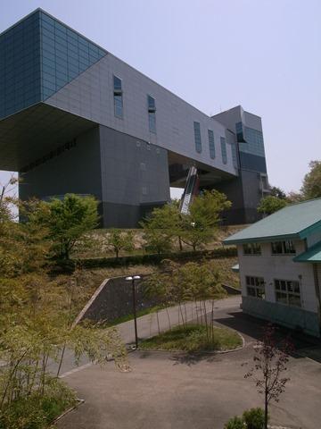 秋田県立近代美術館建物面白い建築感想